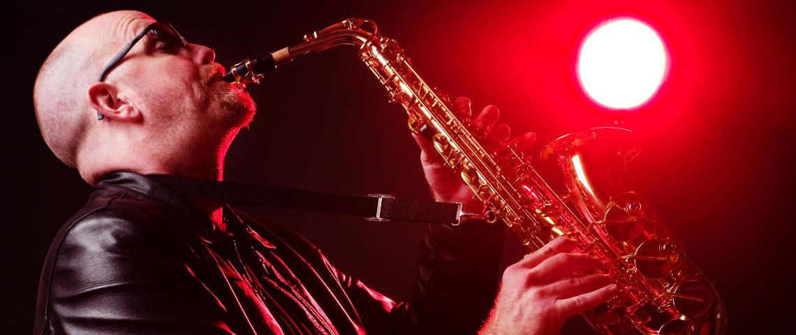 A Musician's Love Affair with the Sax