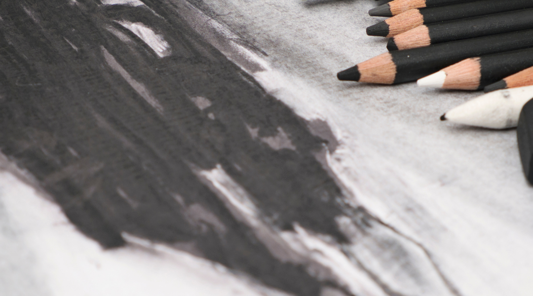 How Is Charcoal Used for Art?